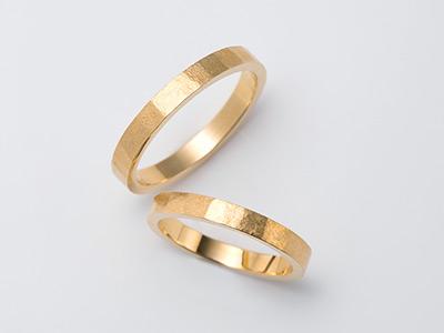 錆 結婚指輪