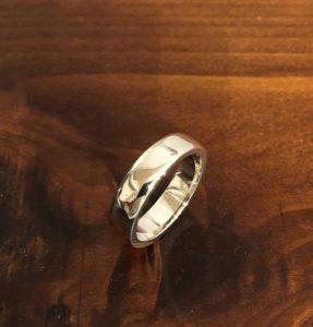 平甲丸の結婚指輪2