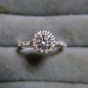 取り巻きの婚約指輪2