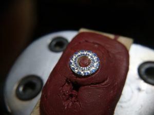 結婚指輪製作 取巻きエンゲージリング21