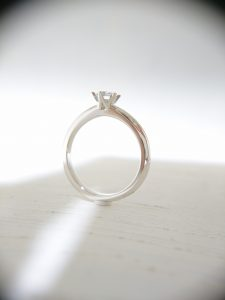 結婚指輪 オーダーメイド エンゲージ MIKOTO 鶴