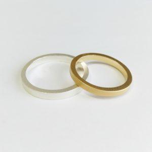 加工 オーダーメイド 結婚指輪
