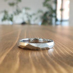 オリジナル 指輪