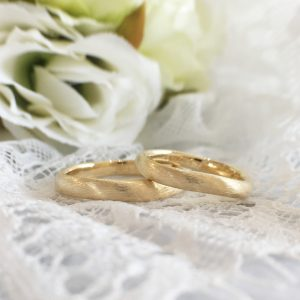 着け心地 結婚指輪