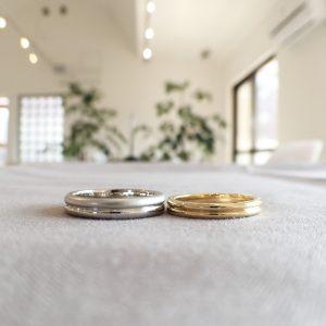 フル オーダーメイド 結婚指輪