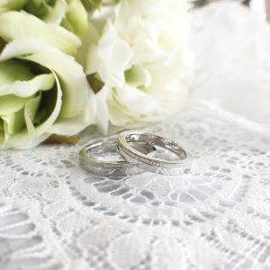 オリジナル 刻印 結婚指輪
