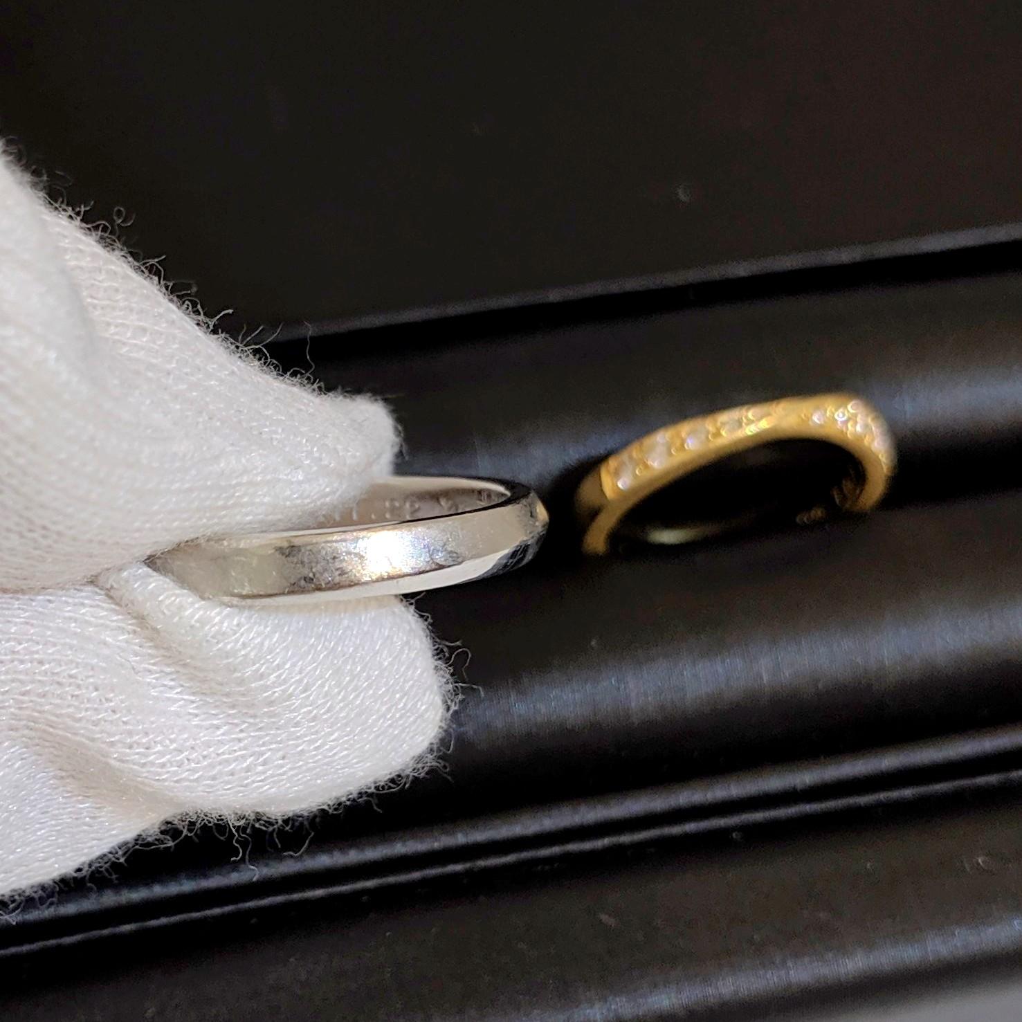 結婚指輪 クリーニング オーダーメイド