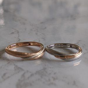 結婚指輪 誕生石