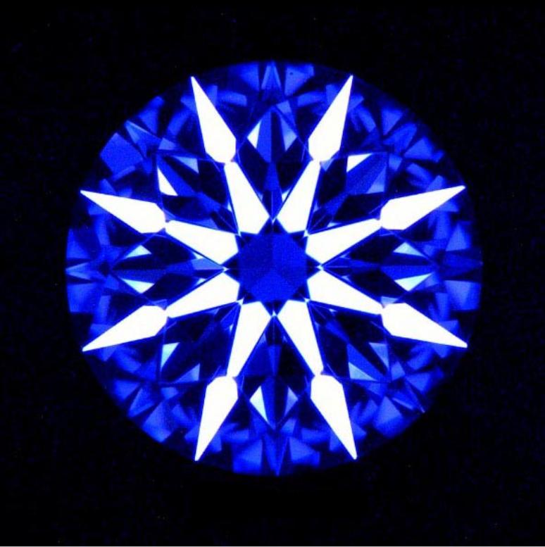 ダイヤモンドのハート&キューピットのキューピット写真