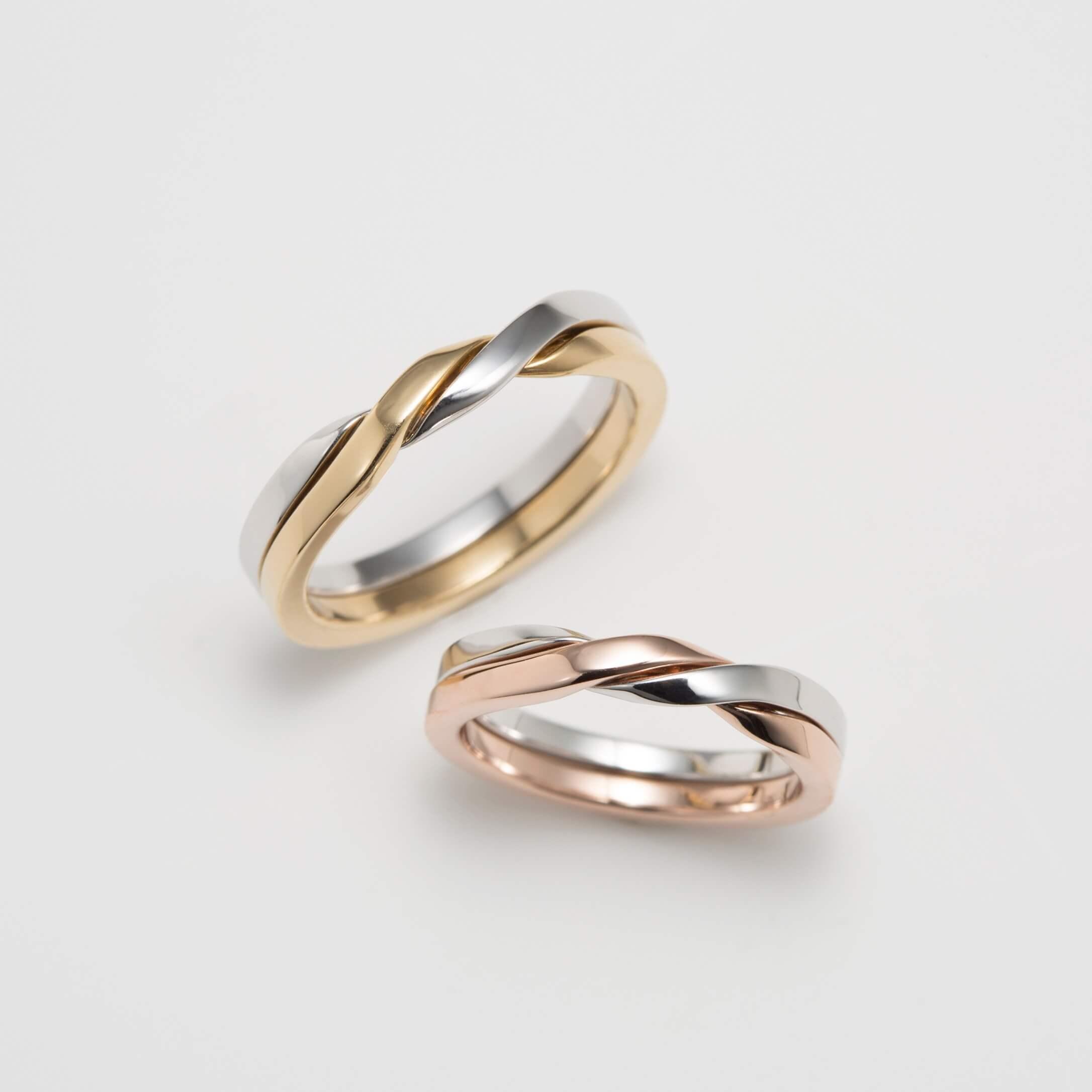 結婚指輪「ギメルリング」のオーダーメイドについて