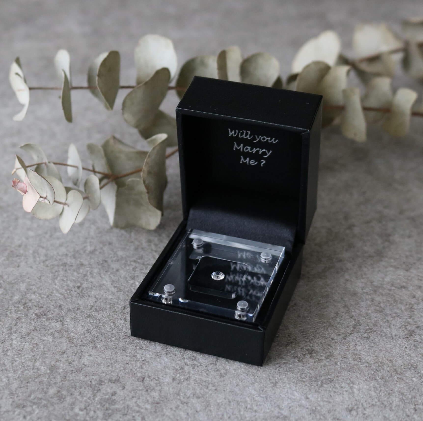 指輪のデザインは一緒に考えたい!ダイヤモンドプロポーズの魅力とは