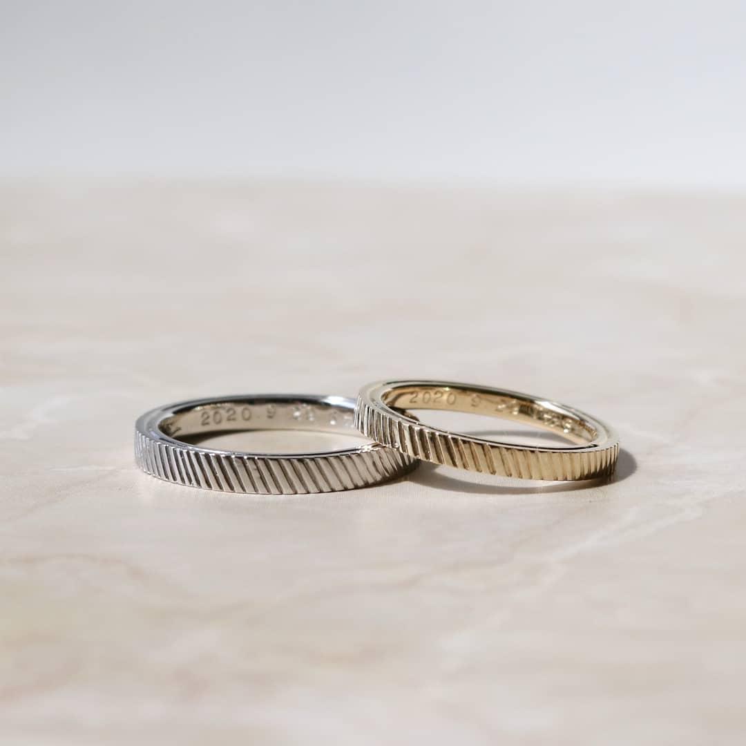 レトロな結婚指輪と婚約指輪|人気のデザイン紹介