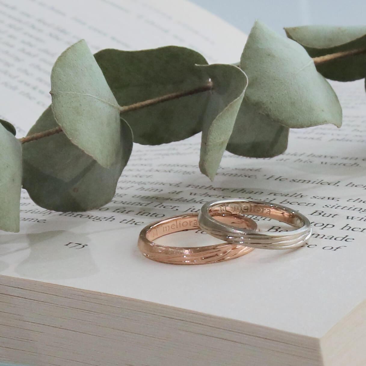 結婚指輪の素材について|結婚指輪に用いることが多い素材の紹介