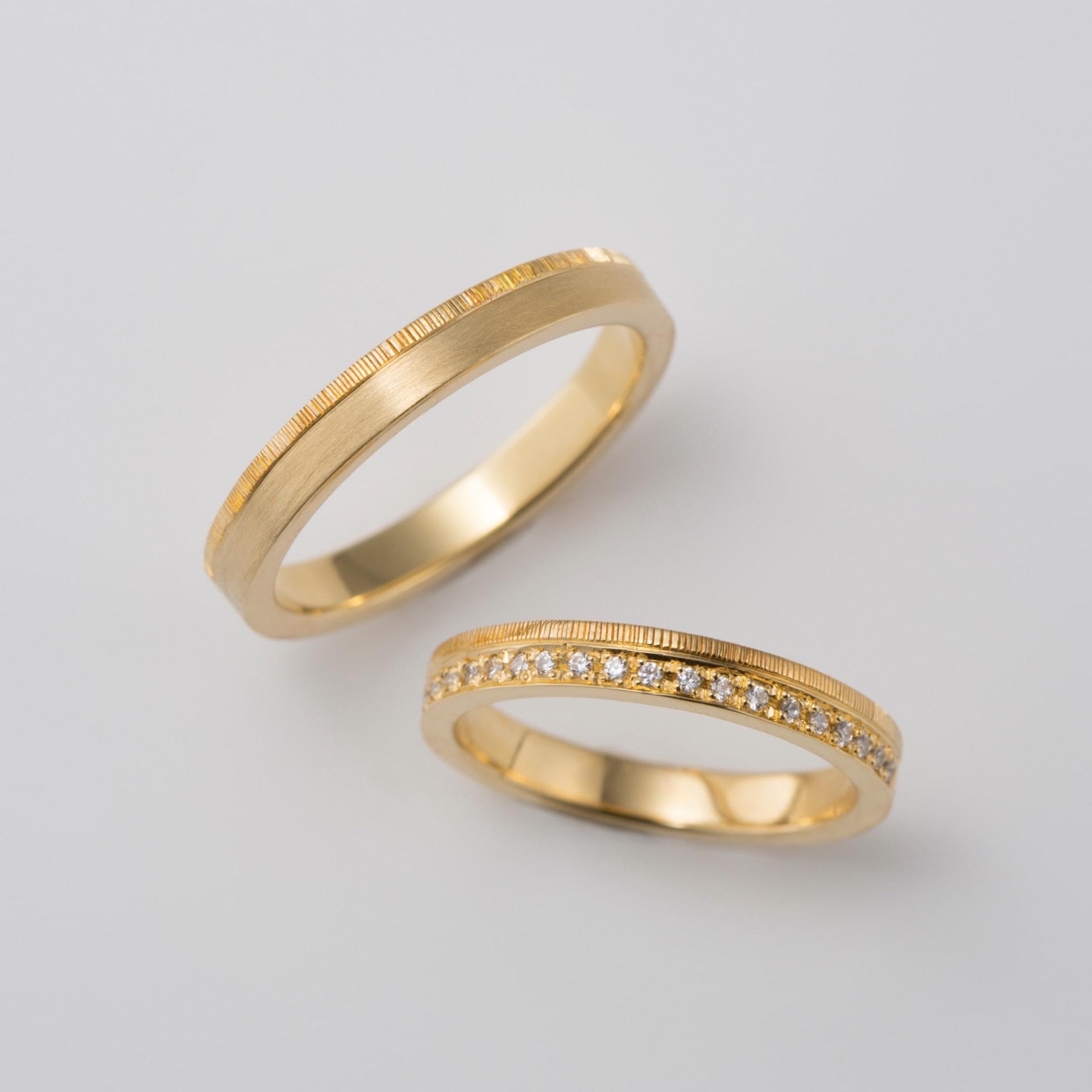 ゴールドの結婚指輪はあり?人気の理由と選び方のポイント
